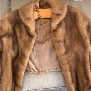 Jackets & Blazers - I rage mink bolero
